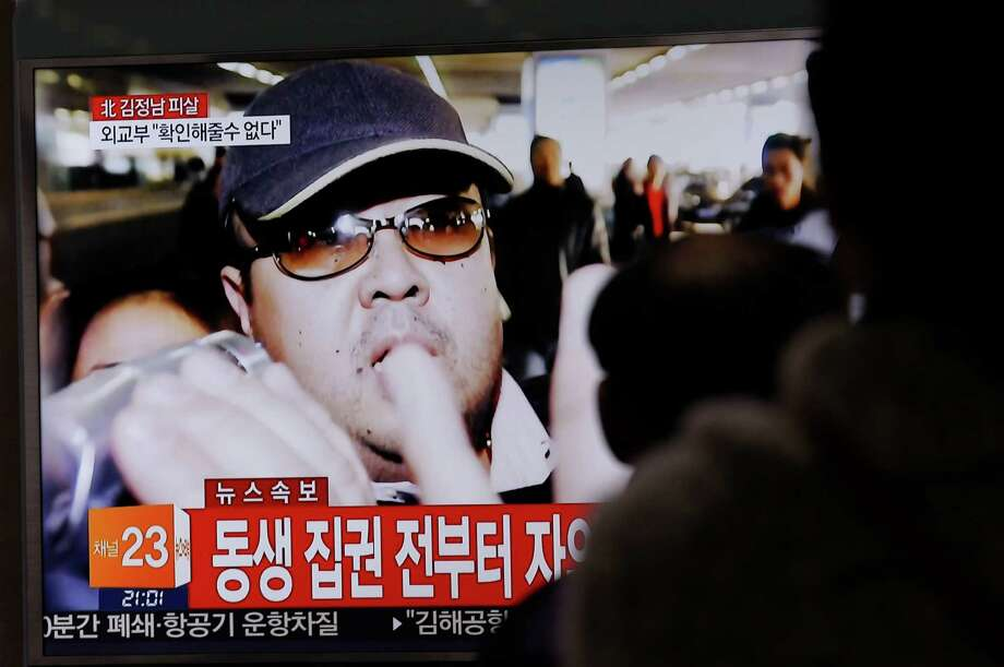 Kim Jong Nam, the older brother of North Korean leader Kim Jong Un, died in Malaysia after being attacked, officials say. Click ahead to read more about the secretive son of Kim Jong Il. Photo: Ahn Young-joon, AP / Kim Jong Nam