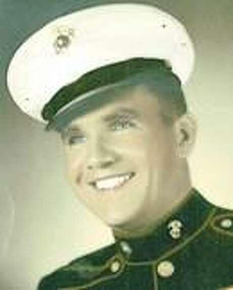 Harry Allen Eravi advanced to gunnery sergeant in the Marines. He was a veteran of World War II. Photo: /