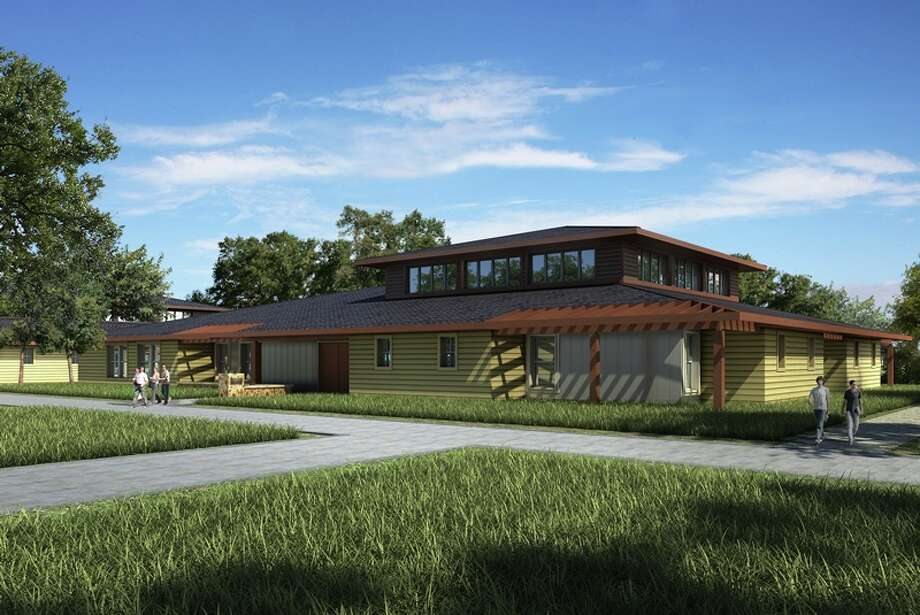 Nonprofit Group Building New Home For Children Houston