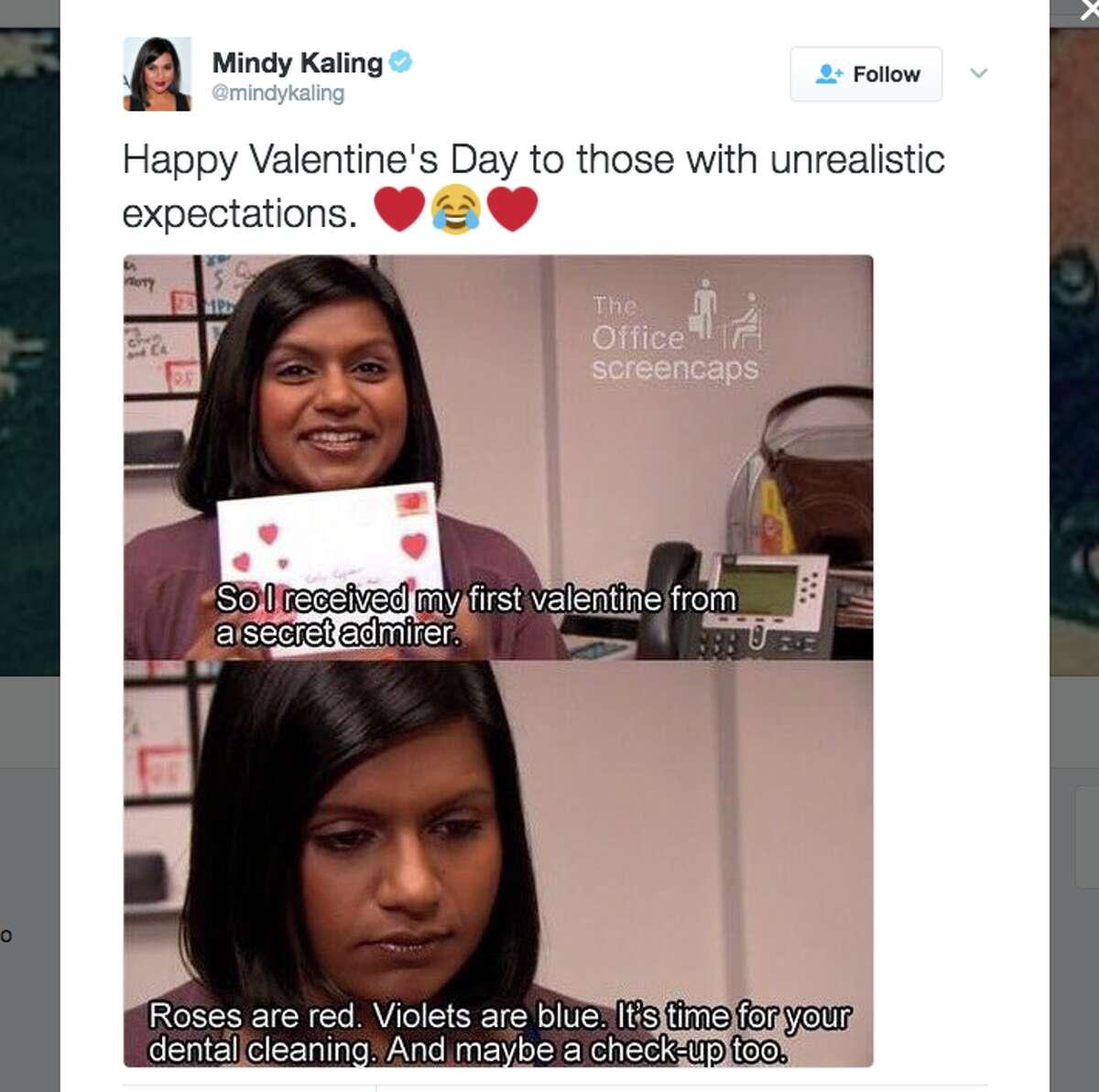 Mindy Kaling/Twitter