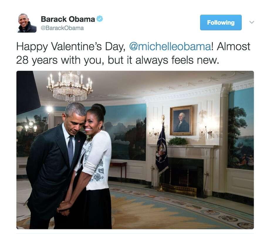 Barack Obama/Twitter