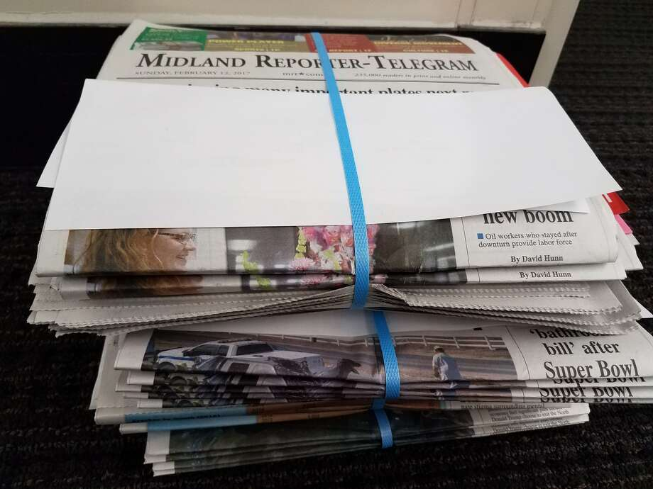 In an effort to create a more efficient environment for employees and to focus on all MRT Media properties, the Midland Reporter-Telegram will be discontinuing its press operations, October 25, and will be selling its building, according to publisher Jeff Shabram.