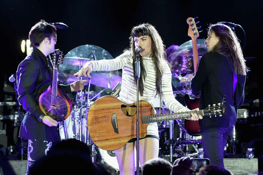 """The Band Perry is going pop on their forthcoming album, """"My Bad Imagination."""" Photo: Getty Images / 2017 Getty Images"""
