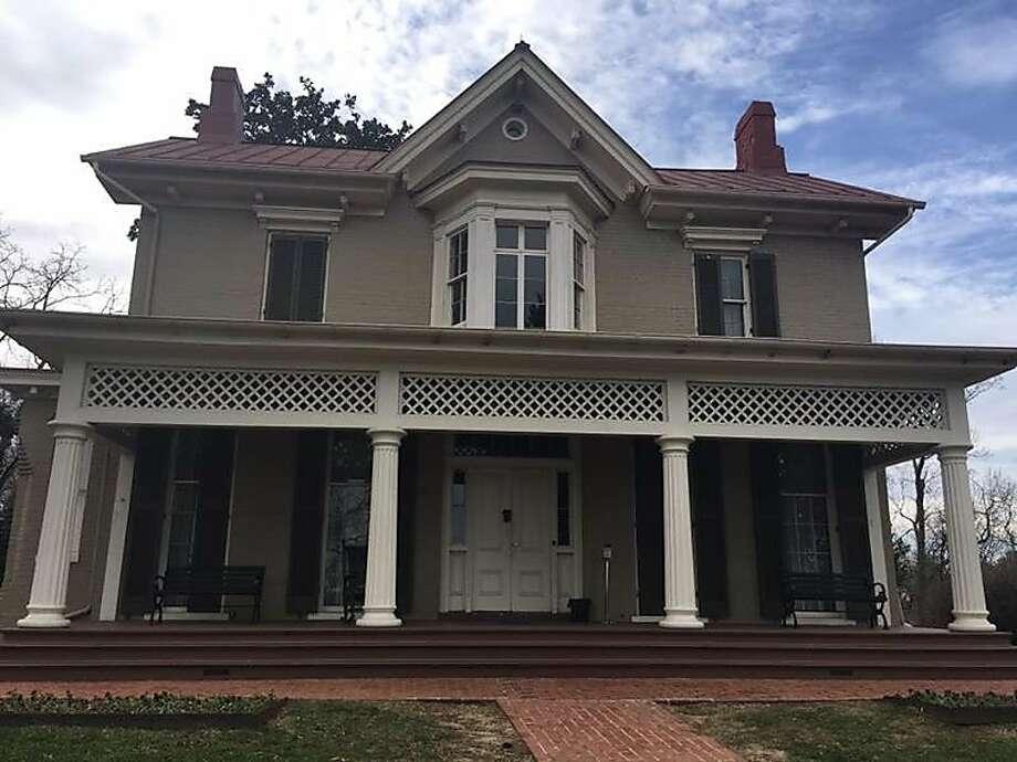Frederick Douglass National Historical Site. Photo: Vanessa Hua