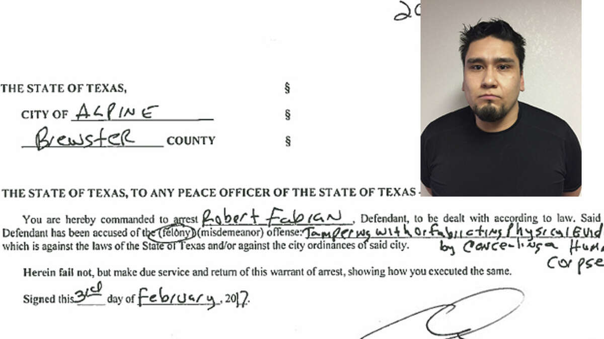 The arrest affidavit for Robert Fabian, who was Verk's boyfriend, provides a police account of the chaotic hours and days that followed Verk's disappearance, specifically following the actions of Fabian and his friend, Chris Estrada.Click ahead for a timeline of the key events and points from the report.