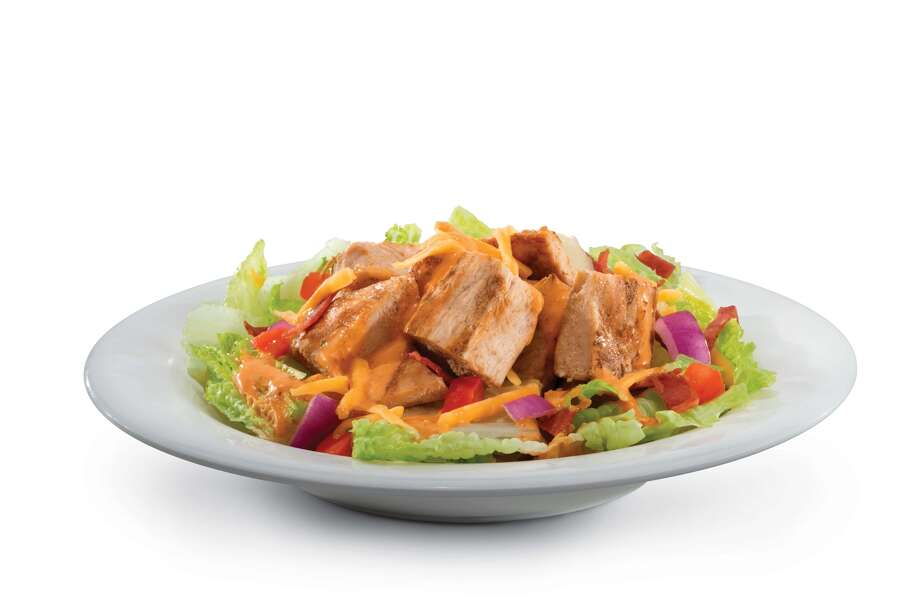 The Muscle Maker Grill's Hollywood Salad.