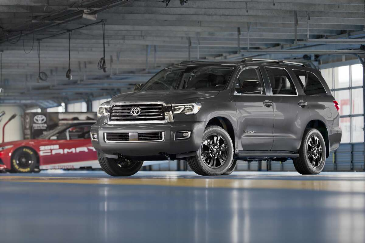 8. Toyota Sequoia Original owners who keep for 15 years or longer: 11.9% Compared to national average: 1.6x