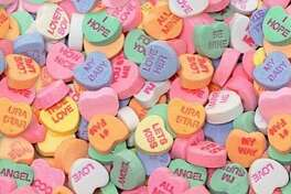 """About Valentine's Day, columnist Krista Richards Mann recalls: """"I loved the chalky taste of conversation heart candy and the thrill of whether the boy that I kind of maybe liked would give me a sentimental valentine or a funny one."""""""