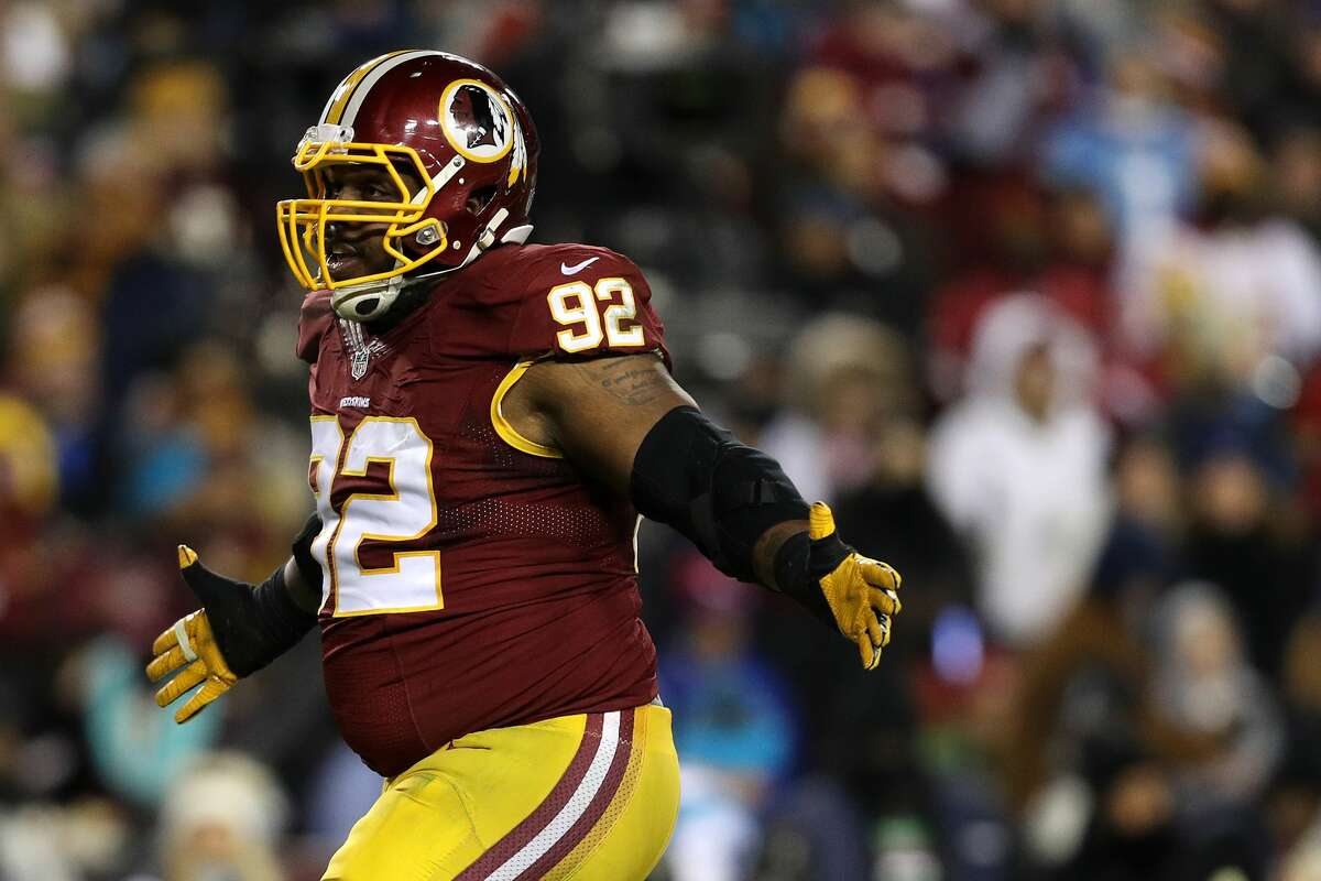 DT Chris Baker2016 team: Washington RedskinsAge: 292015 Stats: 48 total tackles (7 for loss), 4.5 sacks, 10 quarterback hits, 2 passes defensed, 2 forced fumblesNotes: Baker is a scheme-diverse solid run defender with 39 starts over the last three years.