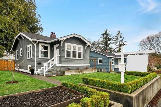 5012 SW Waite St, listed at $539,000. See the  full listing here .   Charm exudes from this gorgeous remodeled 1922 craftsman, located in North Admiral. Within walking distance of Alki Beach and Admiral Junction, this home features a spacious kitchen with new surfaces, and a flat private fully-fenced backyard.