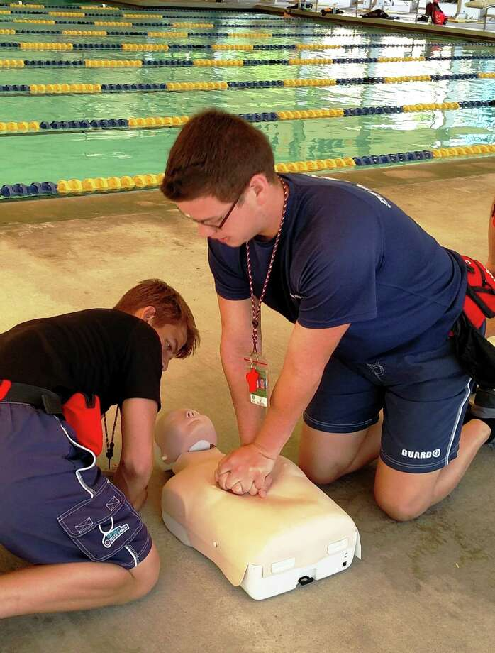 American Red Cross Lifeguard Training course is a two weekend class that covers leadership, rescue skills, emergency response, first aid, and CPR. The City of Conroe Aquatic Center will be offering five sessions this spring. The fee is $215 and the materials are included. Register today online or at the Conroe Aquatic Center. For session dates or more information about the American Red Cross Lifeguard Training, please call 936-522-3930 or visit cityofconroe.org. The next session is March 3-12.