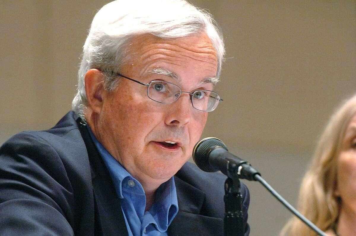 Norwalk Board of Education Chairman Mike Lyons.