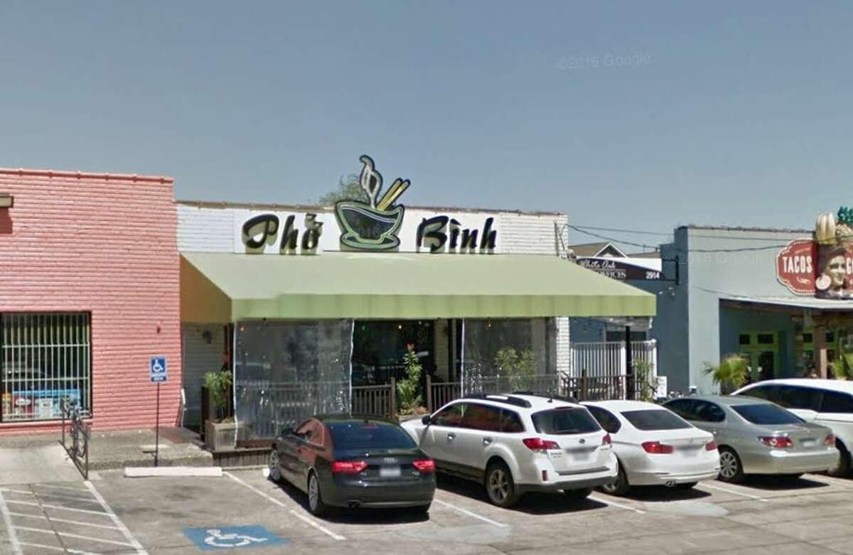 Where to eat like a Houstonian: Along White Oak Boulevard sits one of the city's best Vietnamese food places, Pho Binh, which is conveniently next door to Tacos A Go Go, one of the city's most popular taco joints. If you want to get extra local try El Gallo de Jalisco a few blocks west.