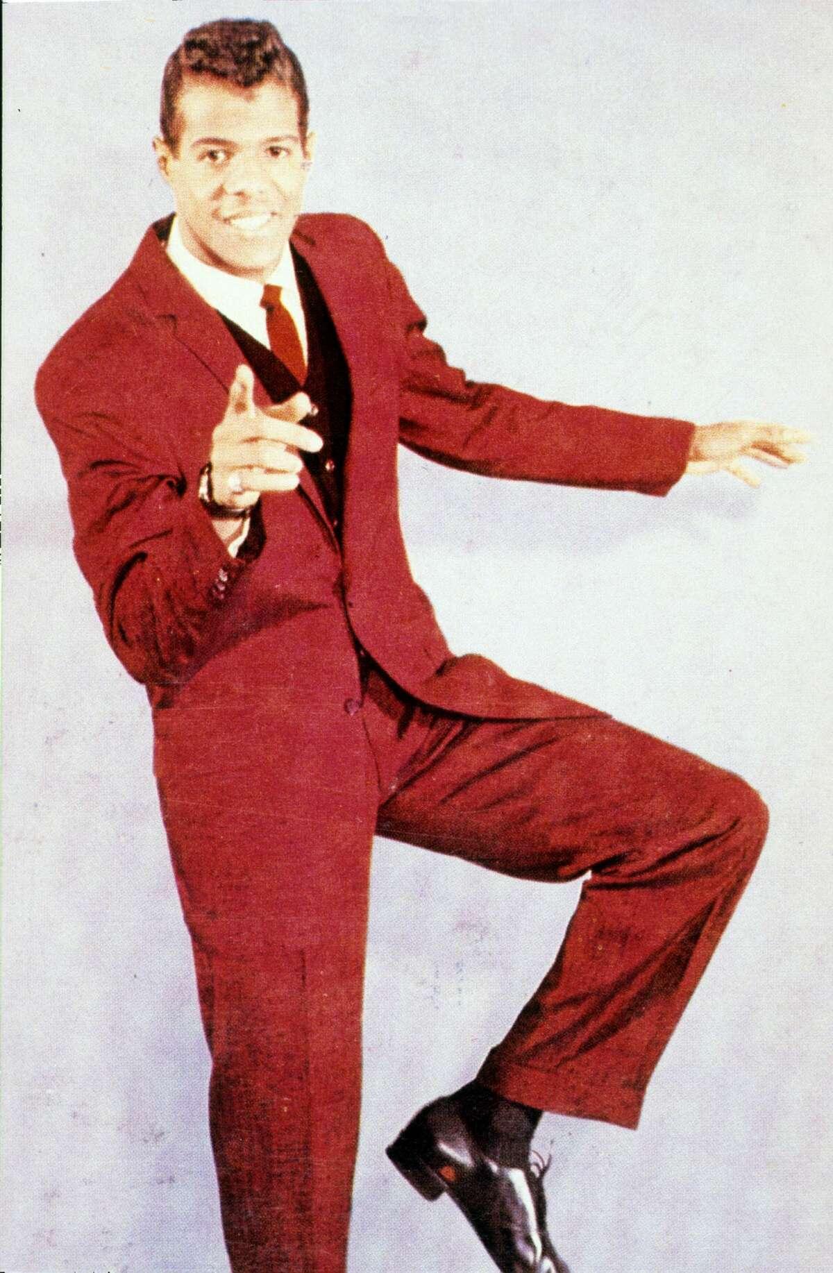 Bobby Freeman, portrait, circa 1960. (Photo by GAB Archive/Redferns)