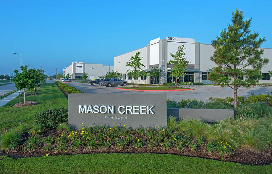 Mason Creek Business Center, an industrial park in the Katy area, has been acquired by Dallas-based Hillwood. / Richard Burger