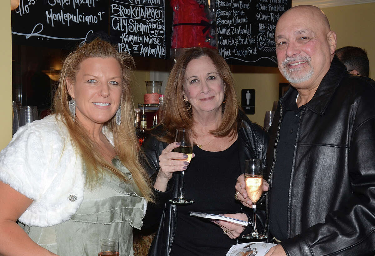 The Ridgefield Playhouse hosted a Valentine's Day concert featuring the popular 1970s band The Commodores on February 14, 2017. Guests enjoyed a cocktail hour before the show with sweets from local shops and bakeries. Were you SEEN?