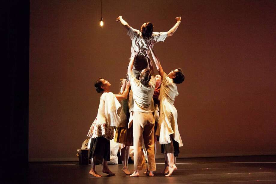 """Core Dance's""""Life Interrupted"""" focuses on the lives of U.S. citizens of Japanese descent who were forcibly imprisoned in camps during World War II. Photo: Lynn Lane / Lynn Lane"""