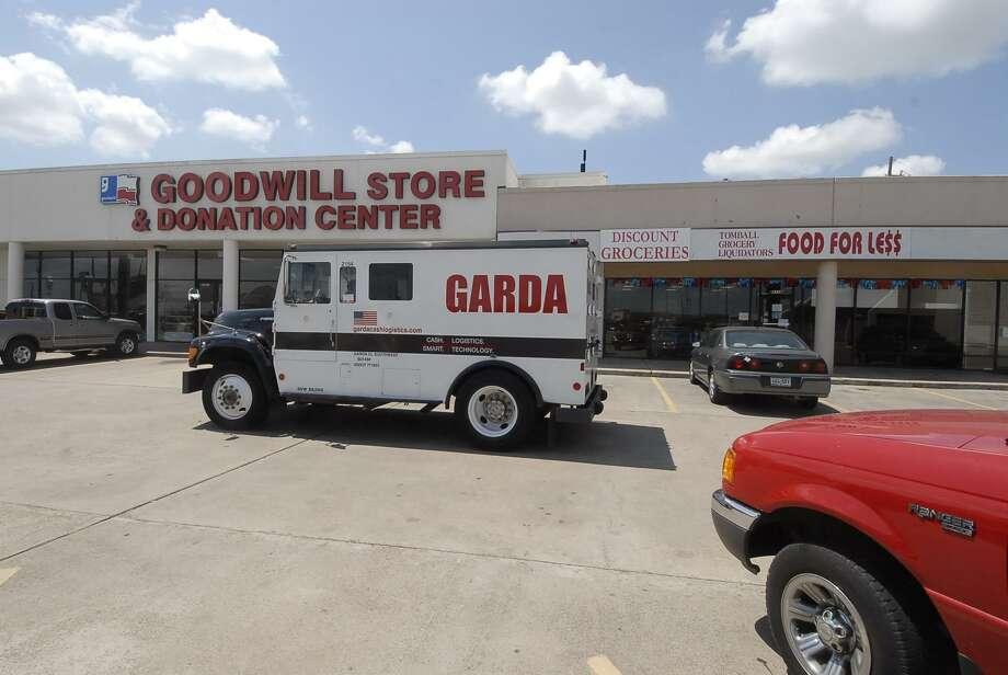 The Goodwill store at the Tomball shopping center. Photo by Tony Bullard. Photo: Tony Bullard / Credit: for the Chronicle