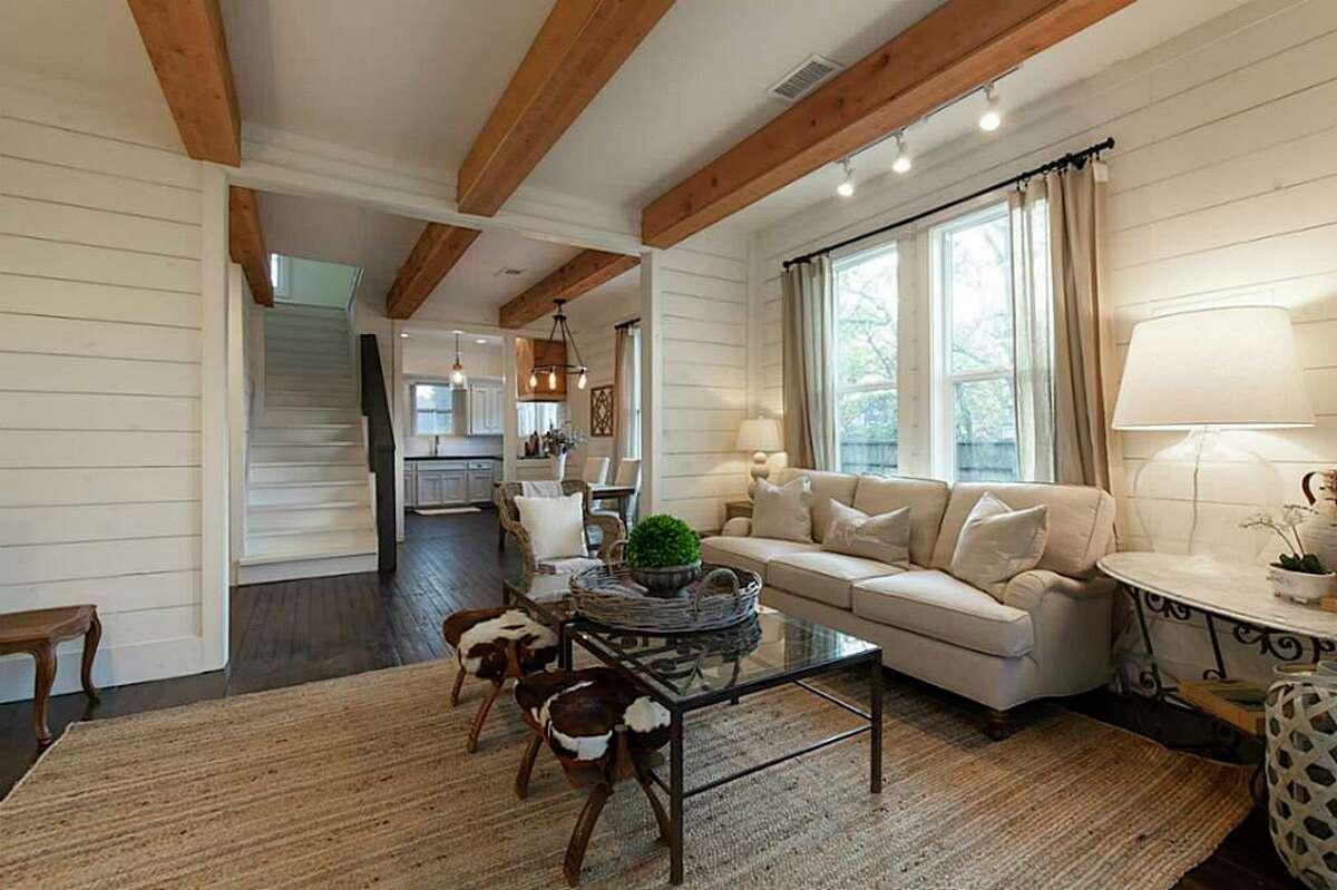 Northside: 818 Wilkes Sold: Feb. 1, 2017 Sold price range: $325,001 - $370,000
