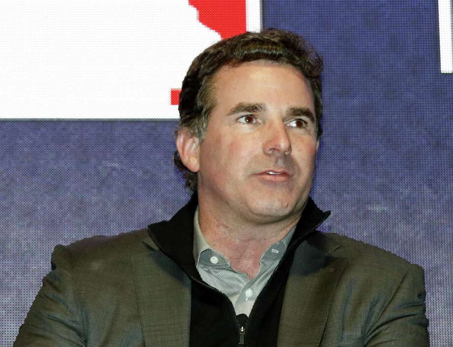 Under Armour founder and CEO Kevin Plank clarified what values he and his company stand for in an open letter published as a full-page advertisement in the Baltimore Sun. Photo: Alex Brandon /Associated Press / Copyright 2016 The Associated Press. All rights reserved.