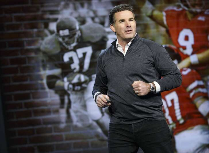 Under Armour CEO Kevin Plank