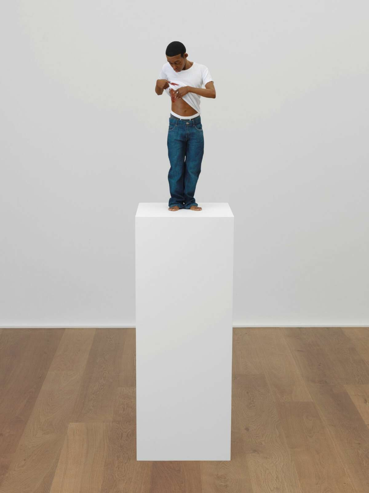 Ron Mueck, Youth, 2009.