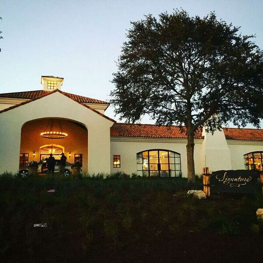 Signature restaurant at La Cantera is a French eatery in what was once the golf school and pro shop. Photo: Courtesy Dado Group