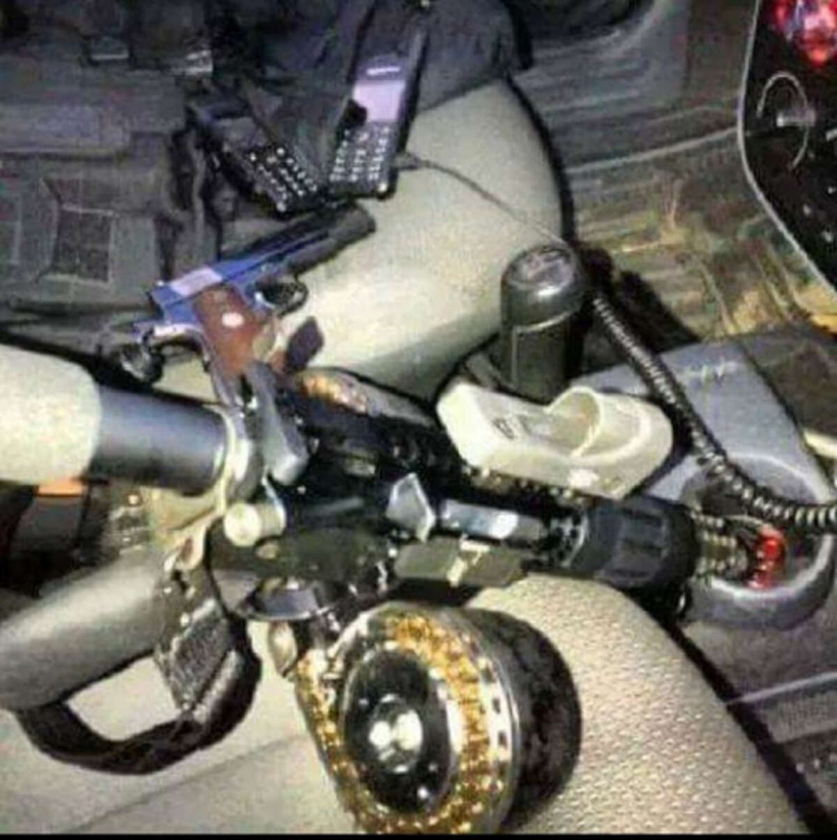 Photos show Mexican cartels are readying themselves for a fight against Joaquin
