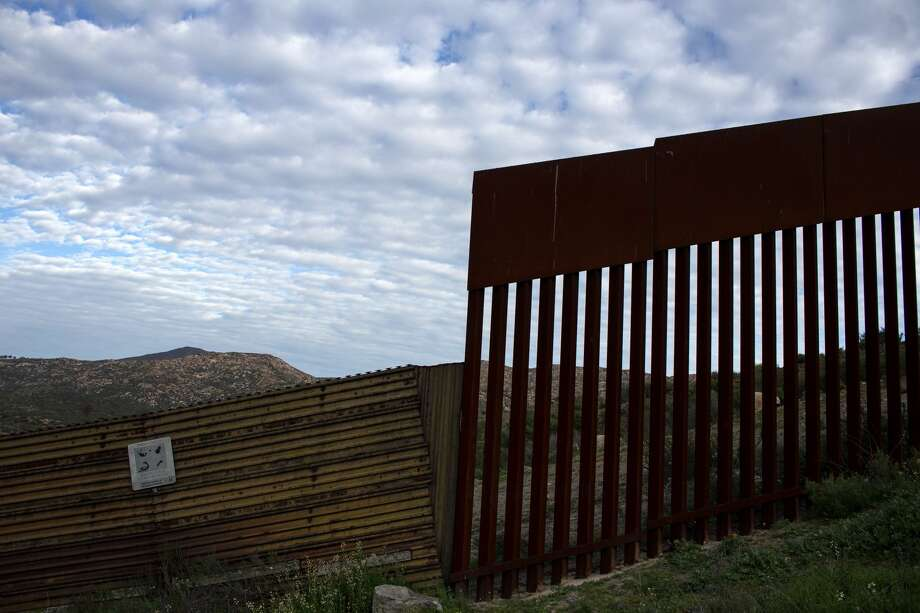 Donald Trump's proposed border wall has taken a step toward reality. Customs and Border Protection put out a request for proposals late Friday and early Saturday seeking contractors wanting to work on the edifice.>>>Scroll through the gallery to see what the current Texas-Mexico border looks like and what kind of wall is already in place in some places Photo: GUILLERMO ARIAS/AFP/Getty Images