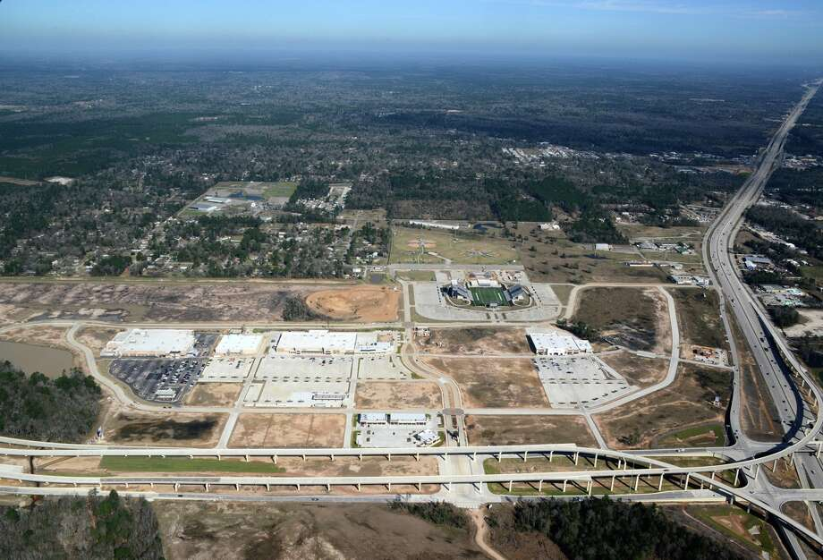 The Signorelli announced the launch of the second phase of development on Valley Ranch Town Center in New Caney Feb. 15. Photo: Courtesy Of The Signorelli Company