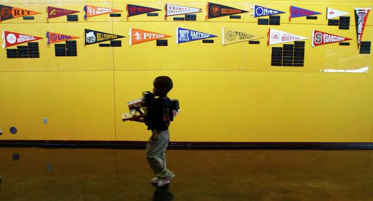 For many students, school choice is the opportunity they need to succeed in the classroom. (Nick de la Torre/Chronicle)