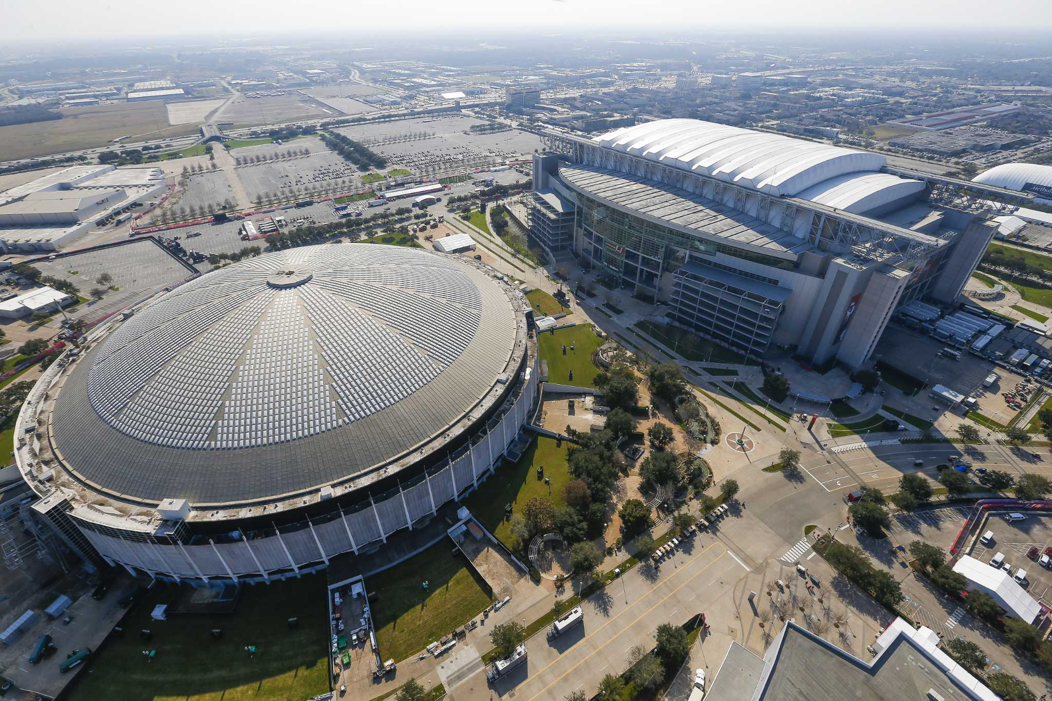 How The Astrodome Was Saved Essay Houstonchronicle Com