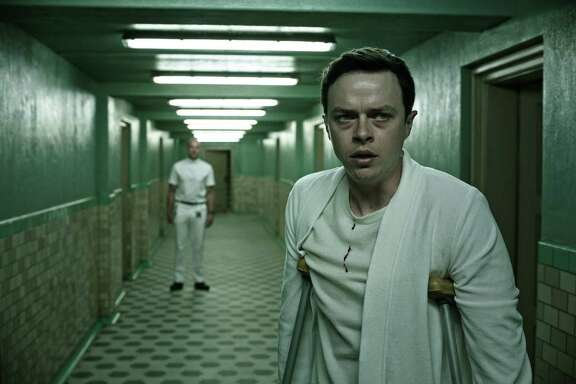 "Business executive Dane DeHaan is sent on a hopeless mission in ""A Cure For Wellness."""