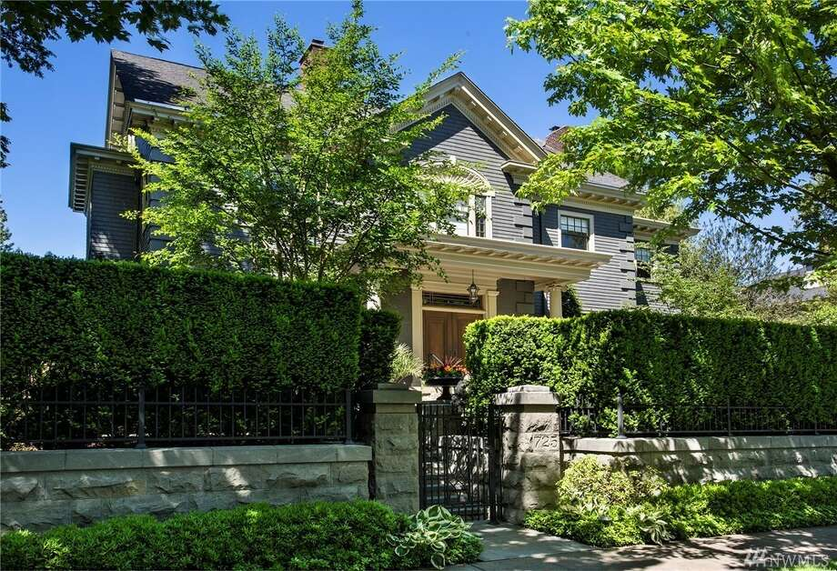 725 14th Ave E. Listed at $7,995,000. See the full listing here. Photo: Photos Courtesy Of John McKinney