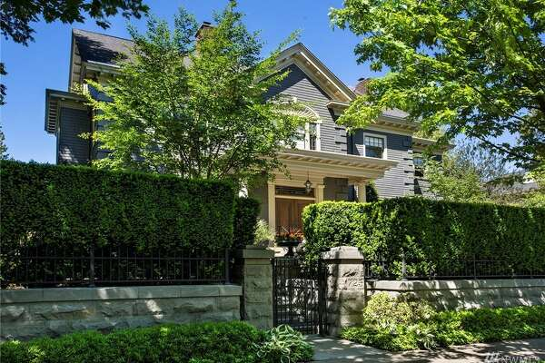 725 14th Ave E. Listed at $7,995,000. See the  full listing here .