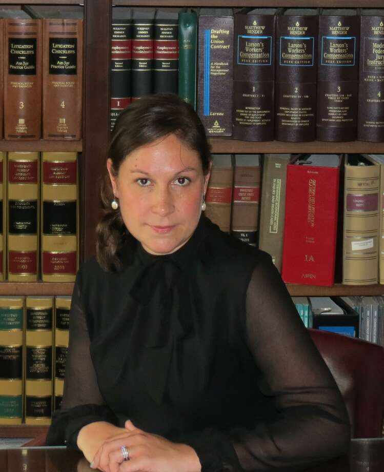 Attorney Heather Lambert Perreault has joined Guendelsberger Law Offices, LLP in New Milford. Photo: Contributed Photo / Contributed Photo / The News-Times Contributed