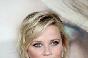 """HOLLYWOOD, CA - FEBRUARY 07:  Actress Reese Witherspoon attends the premiere of HBO's """"Big Little Lies"""" at TCL Chinese Theatre on February 7, 2017 in Hollywood, California.  (Photo by Frederick M. Brown/Getty Images)"""