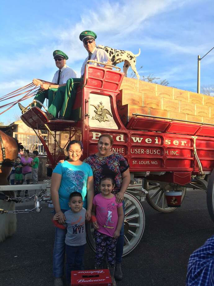 Budweiser home delivery sweepstakes - Laredo Morning Times