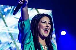 "KREE HARRISON    HOMETOWN:  Woodville, TX   PLAY THIS TRACK:  ""All Cried Out"""