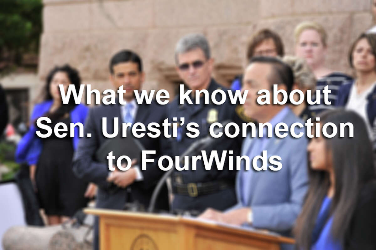 The FBI conducted a raid on Thursday, Feb. 16, 2017, at the law offices of state Sen. Carlos Uresti, who is under investigation for his connection to FourWinds, a fraudulent fracking business.Here are things to know about Uresti's connection to FourWinds.