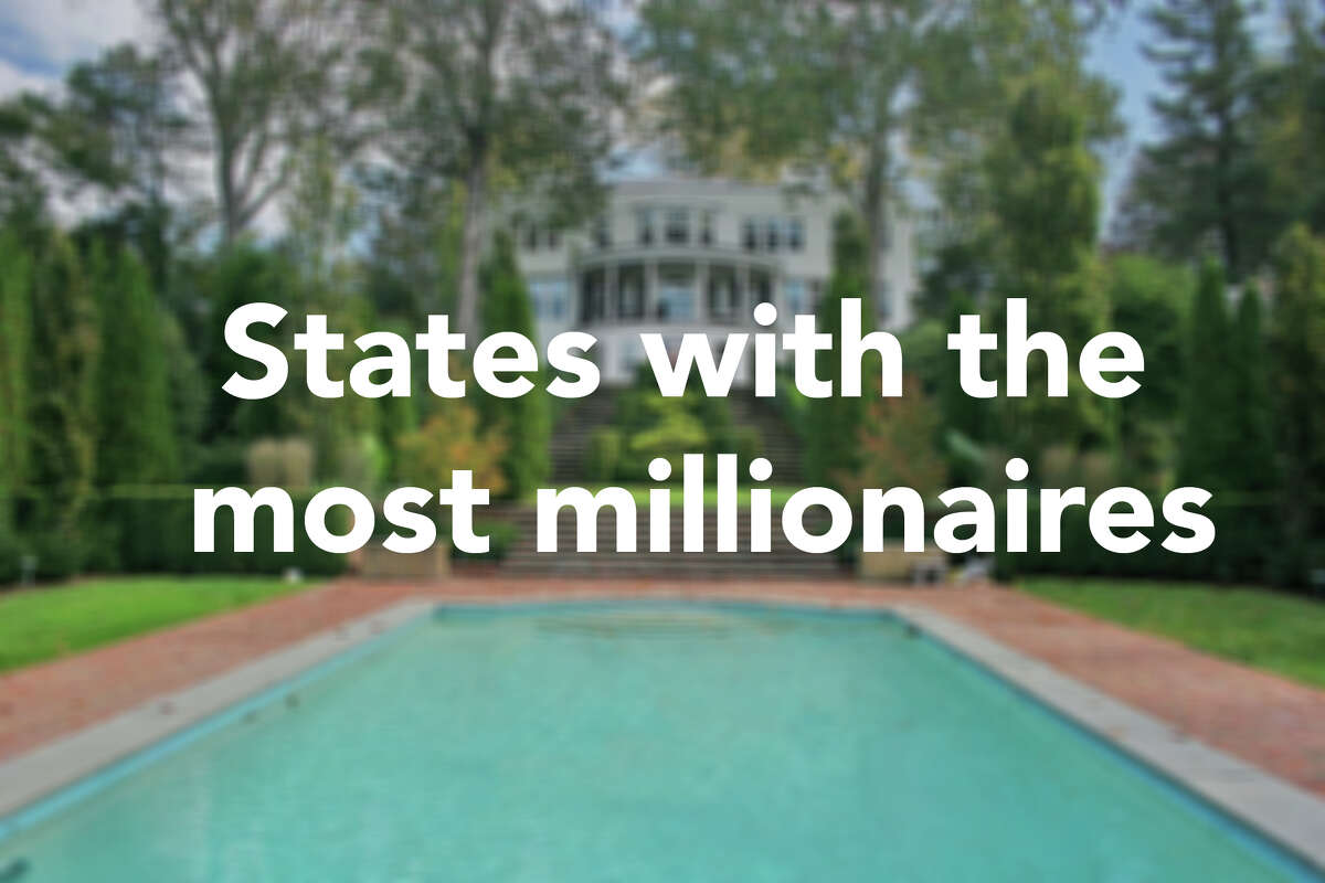 The 2016 Phoenix Wealth & Affluent Monitor has identified the top 10 states with the highest percentage of millionaire households.