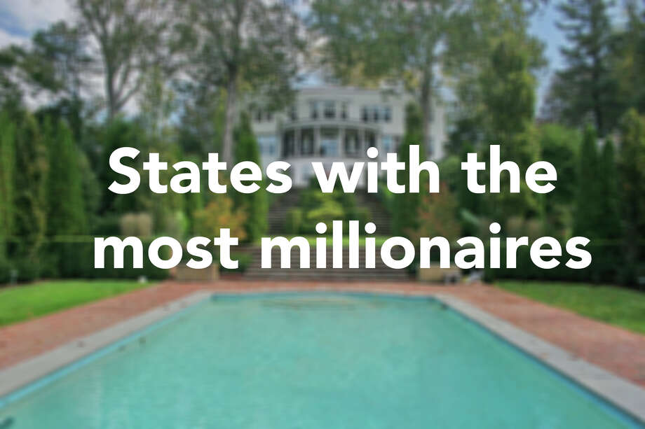 The 2016 Phoenix Wealth & Affluent Monitor has identified the top 10 states with the highest percentage of millionaire households.  / Fairfield Citizen