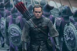 "Matt Damon in ""The Great Wall."" (Universal Pictures)"