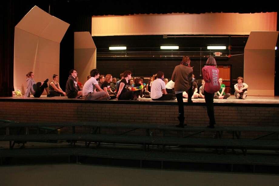 "Niskayuna High School's ""The Phantom of the Opera"" 7:30 p.m., March 2-4 and 2 p.m., March 4 Photo: Niskayuna High School"