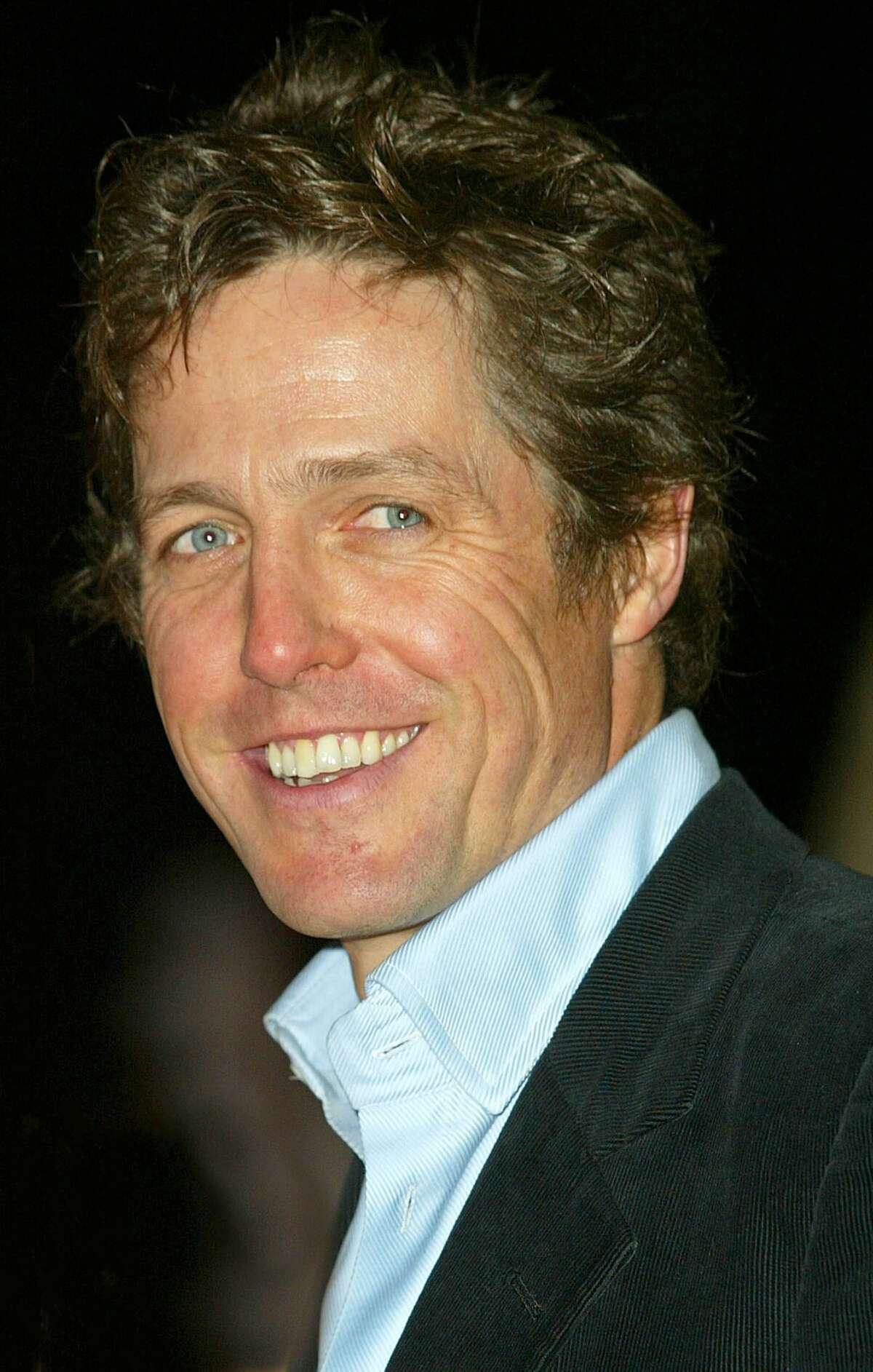 Hugh Grant during the