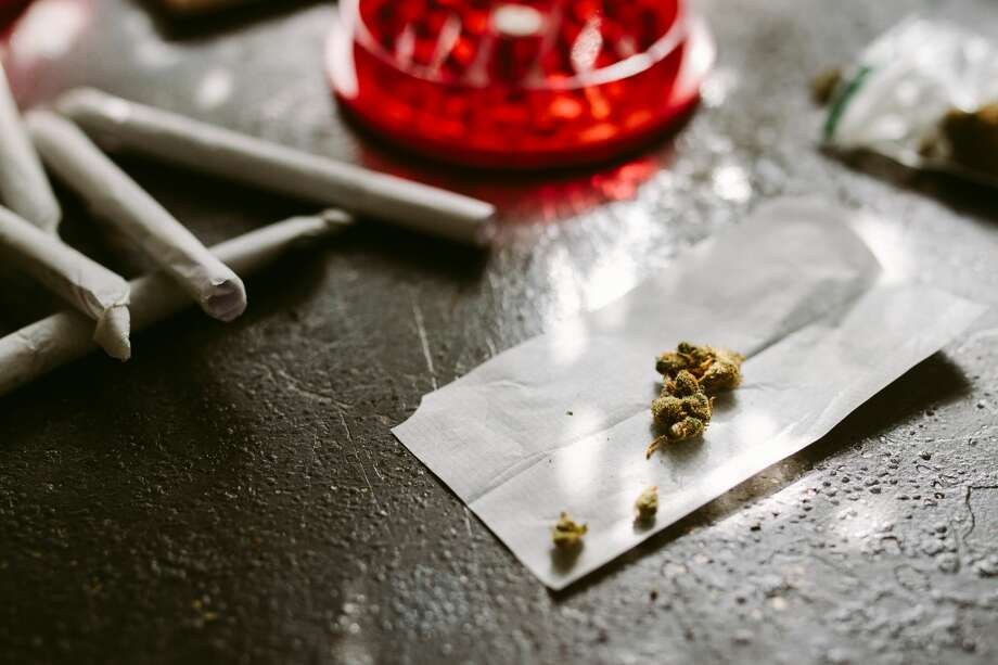 Two Houston men were arrested in Illinois on cannabis trafficking charges, according to authorities. Photo: Getty Images