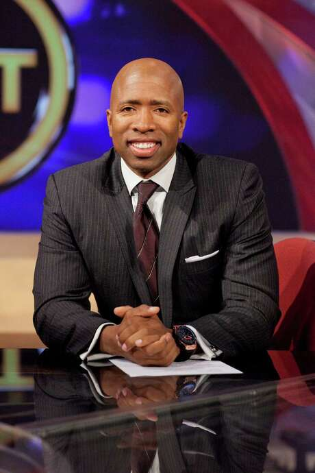 Kenny Smith was surprised by the Rockets' early season play. Photo: Turner Sports / © 2011 Turner Sports. A Time War