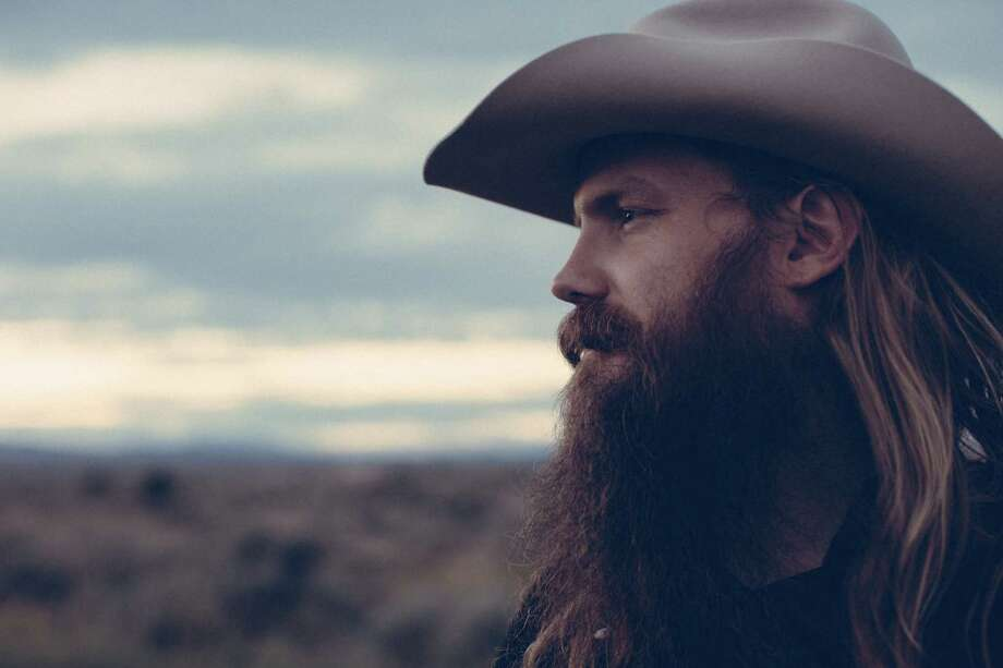 Chris Stapleton performs March 9 at RodeoHouston. Photo: Becky Fluke