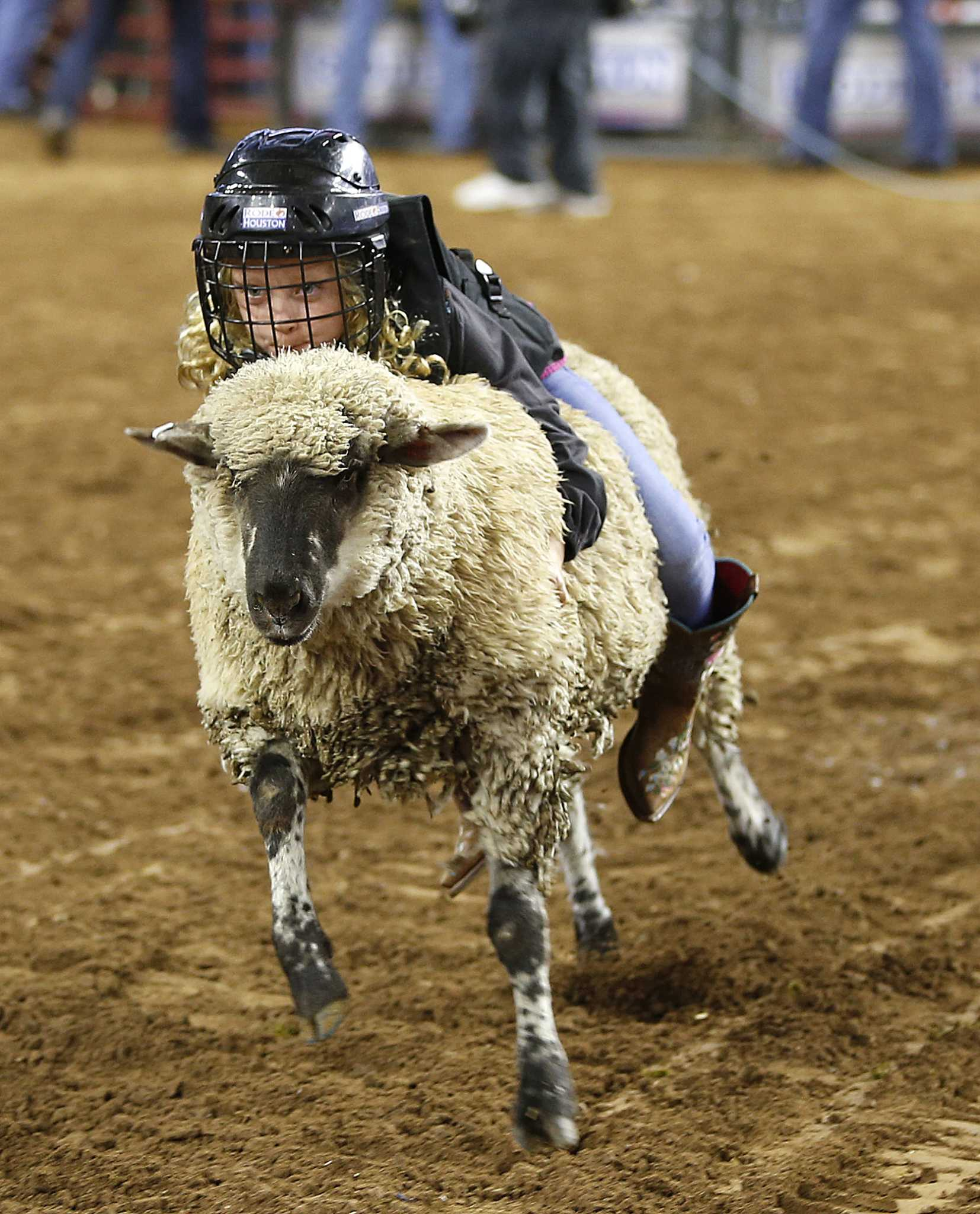 Rodeo Offers Fun For The Kids Houston Chronicle