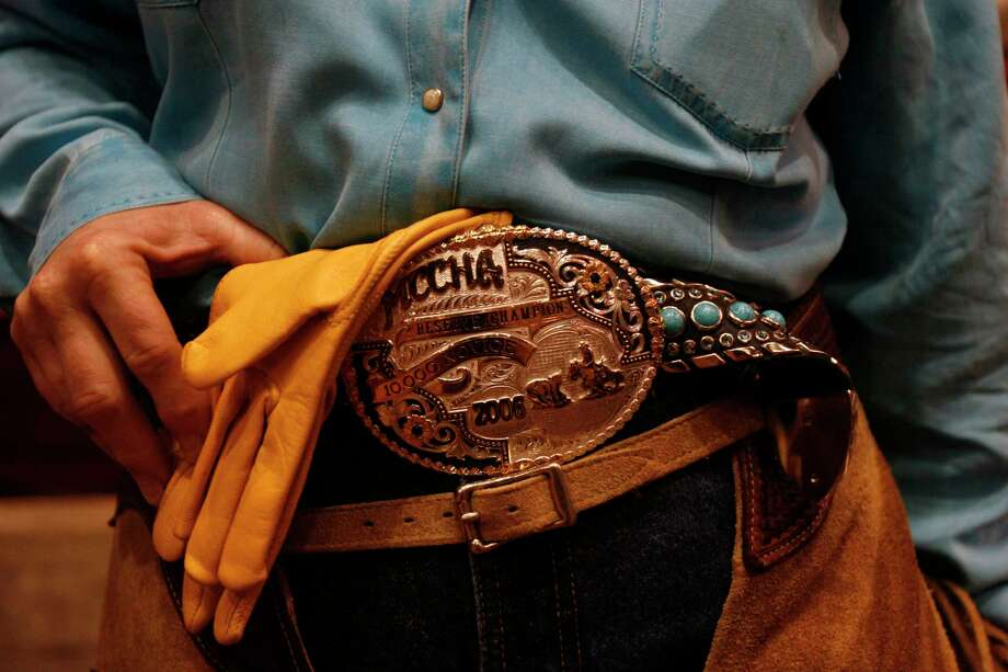 Cowgirls walk the walk, talk the talk. Photo: Johnny Hanson, Freelance / Johnny Hanson